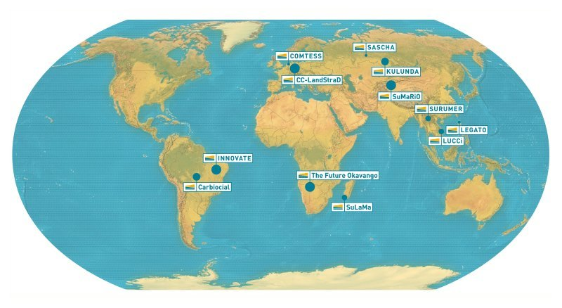The future okavango regional projects of module a of the bmbf europe and southern africa for a period of 5 years for more information on these projects please click on the corresponding link on the world map gumiabroncs Choice Image